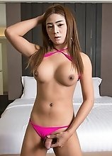 Fanny is horny and wants to suck and ride a cock right now